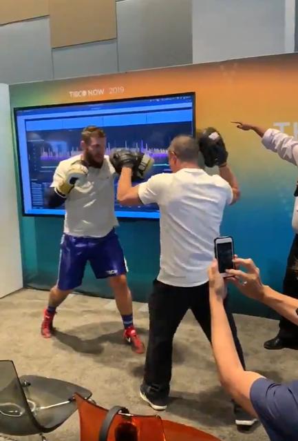 Lutadores de MMA usam big data para aprimorar desempenho