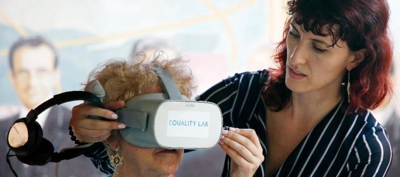 Idosos americanos realizam sonhos, combatem depressão com realidade virtual