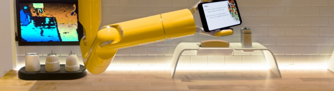 Samsung anuncia dispositivo robótico para auxiliar na cozinha