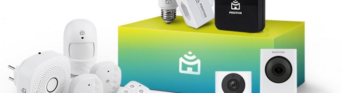 Positivo Tecnologia lança plataforma para segurança, conforto e automação residencial baseada em Internet das Coisas