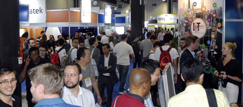 IoT Latin America: feira e congresso de Internet das Coisas em São Paulo apresenta tecnologias inovadoras, novidades do mercado mundial e oportunidades de negócios