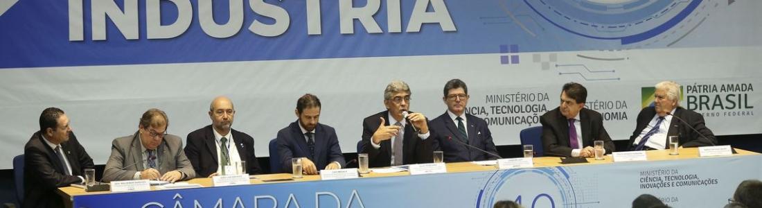 Governo lança Câmara Brasileira da Indústria 4.0
