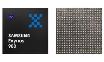 Samsung apresenta seu primeiro processador móvel com 5G integrado, o Exynos 980