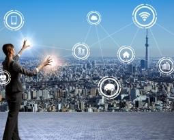 Hoje, 46% das empresas usam IoT