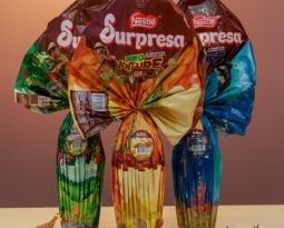 Nestlé utiliza realidade aumentada para atrair consumidores nesta Páscoa