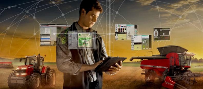 Internet das Coisas e Big Data no Agronegócio