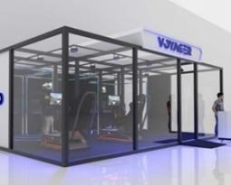 Voyager expande modelo de negócios com lojas itinerantes de fácil implementação e muito conteúdo em realidade virtual